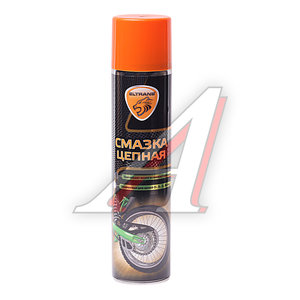 Смазка для цепей 400мл аэрозоль ЭЛТРАНС ЭЛТРАНС, EL-0509.04