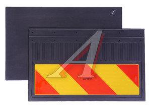 Брызговик 40х60см (Полоса) комплект АВТОТОРГ АТ-7969