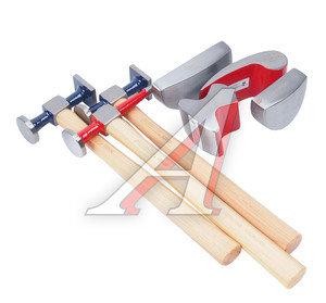 Набор инструментов для кузовных работ (оправки и молотки) 7 предметов FORCE F-50713