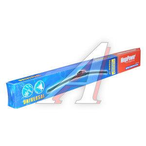 Щетка стеклоочистителя 375мм бескаркасная Premium MEGAPOWER M-72015