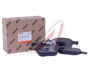 Колодки тормозные FORD Focus 2 MAZDA 3 VOLVO передние (4шт.) OE 1809256, GDB1583