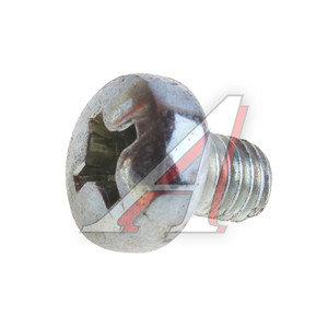 Винт М6х1.0х8 цилиндр под крест DIN7985