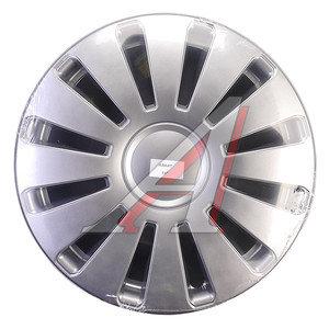 Колпак колеса R-16 декоративный серый комплект 4шт. АВАНТ АВАНТ R-16