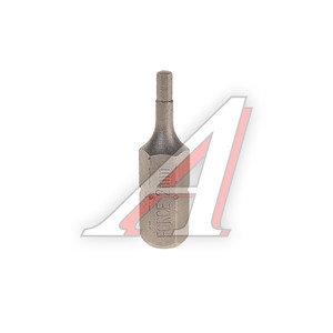 "Бита HEX H2х25мм 1/4"" FORCE F-1242502"