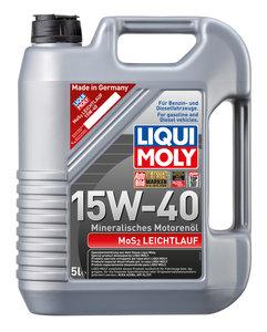 Масло моторное SUPER MOTOR OIL MoS2 мин.5л LIQUI MOLY LM SAE15W40 1933, 84146