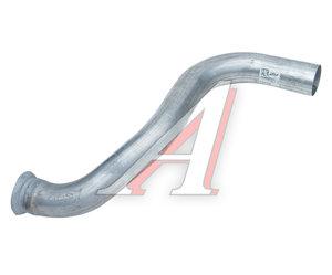 Труба приемная глушителя MERCEDES Atego (ЕВРО-1) DINEX 54239, 53277