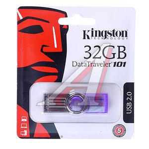 Карта памяти USB 32GB DT101G2 KINGSTON KINGSTON 32GB DT101G2, DT101G2/32GB