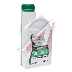 Антифриз зеленый -40С 1кг Euro SINTEC SINTEC