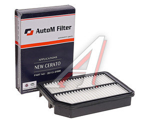 Фильтр воздушный KIA Cerato (06-) (1.6) AMF 28113-2F800, LX2890