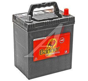 Аккумулятор BANNER Starting Bull 35А/ч обратная полярность 6СТ35 535 20, 83444