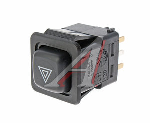 Выключатель кнопка ВАЗ-08,М-2141 аварийной сигнализации АВАР 375.3710-05.03 12V, 375.3710-05.03М, 375.3710-05.03