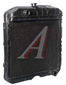 Радиатор ГАЗ-52 медный 3-х рядный ШААЗ 51-1301010, 51А-1301010