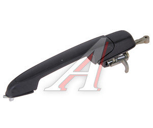 Ручка ВАЗ-1118 двери наружная задняя правая ДААЗ 1118-6205150, 11180620515000