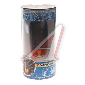 Ароматизатор на дефлектор жидкостный (платиновый сквош) 7мл Aqua tonic FKVJP ATV-121