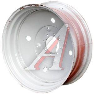 Диск колесный МТЗ задний (8 отверстий) под шину 16.9R38 (18.4R38) с козырьком БЗТДиА DW15Lx38, DW15Lх38-3107020