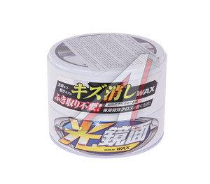 Полироль кузова для удаления мелких царапин Scratch Clear для светлых покрытий 200г SOFT99 SOFT99 00418