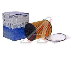 Фильтр масляный BMW 5 (E60),7 (E65),X5 (E70) (N62) MAHLE OX636D, 11427542021