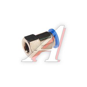 """Фитинг для пластиковых трубок 1/8"""" 10мм с внутренней резьбой ROCK FORCE RF-SPCF10-01"""