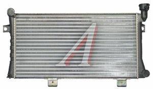 Радиатор ВАЗ-21213 алюминиевый карбюраторный двигатель ДААЗ 21213-1301012, 21213130101201