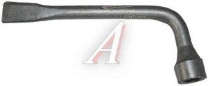 Ключ баллонный Г-образный 19мм L=195мм ВАЗ с лопаткой Павловский ИЗ ИП323, 12767, 2101-3901102