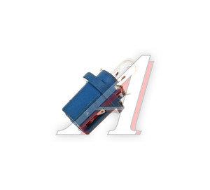 Лампа 12V BAX 1.2W с голубым патроном OSRAM 2721MFX, O-2721MFX
