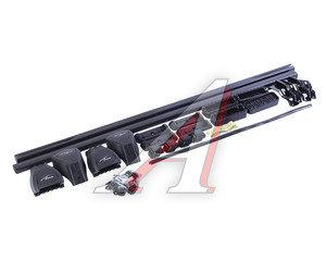 """Багажник CHEVROLET Cobalt 2 седан (11-) прямоугольный, сталь комплект L=1200см """"LUX"""" 695217 МУРАВЕЙ, 695217"""