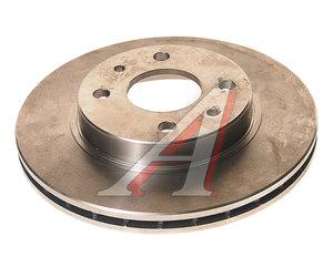 Диск тормозной ВАЗ-2110 вентилируемый 1шт. ASP MENSAN 2110-3501070, 260207