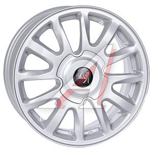 Диск колесный ВАЗ литой R15 Гранта Люкс Сильвер КС-578 K&K 4х98 ЕТ35 D-58,6