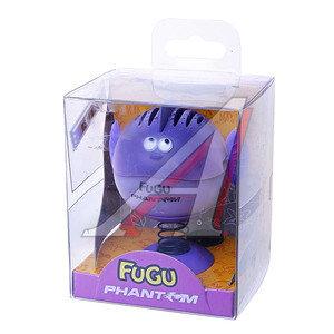 Ароматизатор на панель приборов гелевый (ваниль) фигура Фугу Fugu PHANTOM PH3546 \Фугу Fugu, PH3546