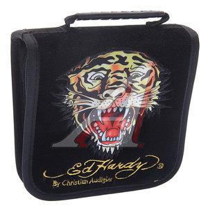 """Держатель CD-дисков """"TIGER"""" (40 дисков) ED HARDY EH-00226"""