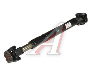 Вал карданный КАМАЗ-43114 переднего моста (4 отверстия) L=1107мм YHT 5350-2203011-10