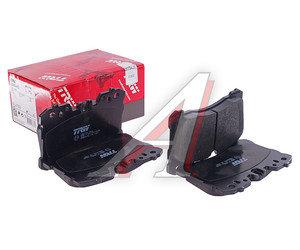 Колодки тормозные LEXUS LS460,LS600 (06-) передние (4шт.) TRW GDB3473, 04465-0W110