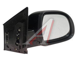 Зеркало боковое SSANGYONG Actyon (10-) правое (черное) (автоскладывание,обогрев) OE 7896034030LAK
