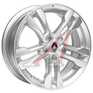 Диск колесный литой RENAULT Duster R16 RN54 S REPLICA 5х114,3 ЕТ50 D-66,1