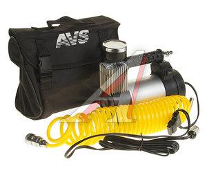 Компрессор автомобильный 45л/мин. 10атм. 14А 12V Turbo AVS 80507, AVS KE450L