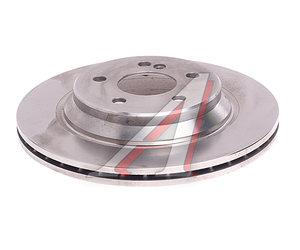 Диск тормозной MERCEDES E (CL215) задний JURID 562102J, DF4437