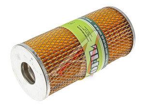 Элемент фильтрующий КАМАЗ масляный (бумага, металлическая сетка) ЭКОФИЛ 740.1012040-10 EKO-203, EKO-203, 740.1012040-10