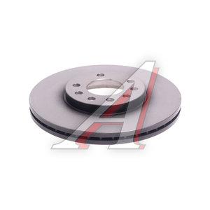 Диск тормозной OPEL Vectra B (-02) SAAB (-06) передний (1шт.) TRW DF2778S, 0569009/32025723