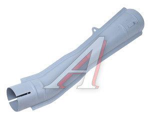 Патрубок КАМАЗ выпускной (ОАО КАМАЗ) 5320-1203016