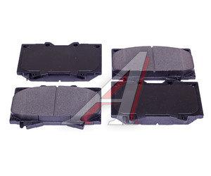 Колодки тормозные TOYOTA Land Cruiser передние (4шт.) SANGSIN SP1379, GDB3197