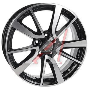 Диск колесный литой AUDI A4 (08-) R17 КС-699 АЧ K&K 5х112 ЕТ46 D-66,6