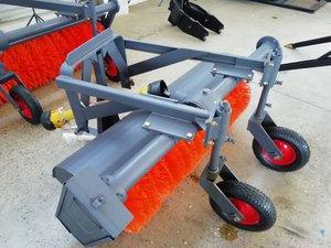 Оборудование МТЗ-80,82 щеточное (40-90л.с, усиленные колеса) САЛЬСК МК-4.1