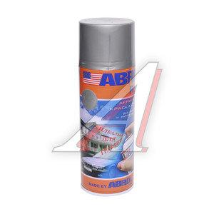Краска серебристая супер металлик аэрозоль 473мл Rus ABRO ABRO Rus SPOM-2577-R, SPOM-2577-R