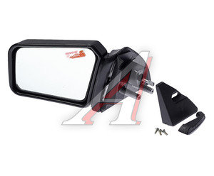 Зеркало боковое ВАЗ-2108 левое штатное в сборе РЕАЛ Ульяновск 2108-8201051, M96096102
