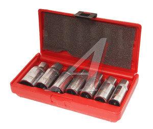 Набор шпильковертов 5-14мм в кейсе 7 предметов FORSAGE 5078, FS-5078,