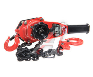 Таль цепная 1.0т 1.5м рычажная BIG RED TR7010