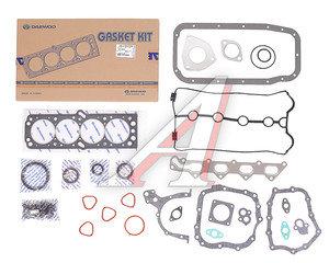 Прокладка двигателя CHEVROLET Aveo (03-08),Lacetti (03-08) комплект DAEWOO 93742687, J1240923