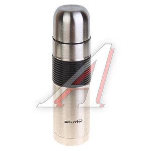 Термос 0.5л узкая горловина, сталь, с кнопкой SPUTNIK MX/SVL 500