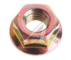 Гайка М8х1.25х18 с зубчатым буртиком 13832201/362392-29, 00001-0038322-01, 13832201