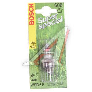 Свеча зажигания WSR6F 0.6 BOSCH 0 242 240 846, 0242240846/0242240506,